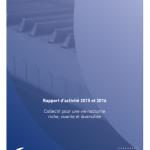 Rapport d'activité 2015-2016